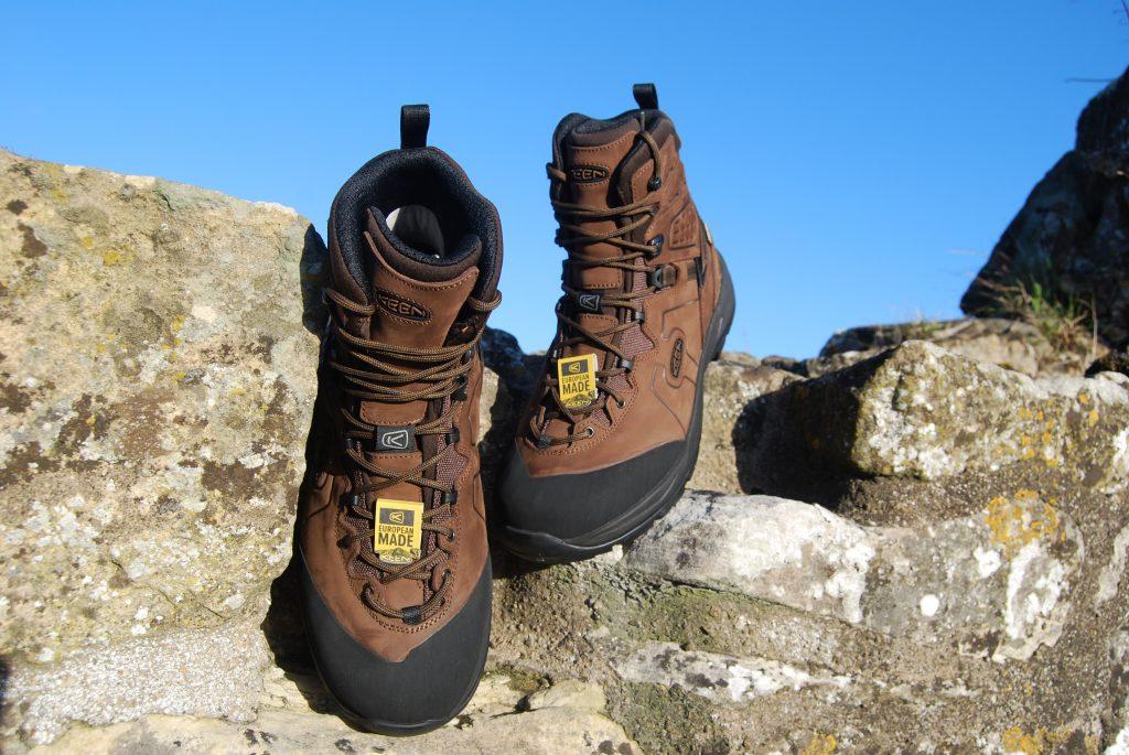 Total grip Keen Karraig walking boots