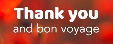 SNCF Thank you